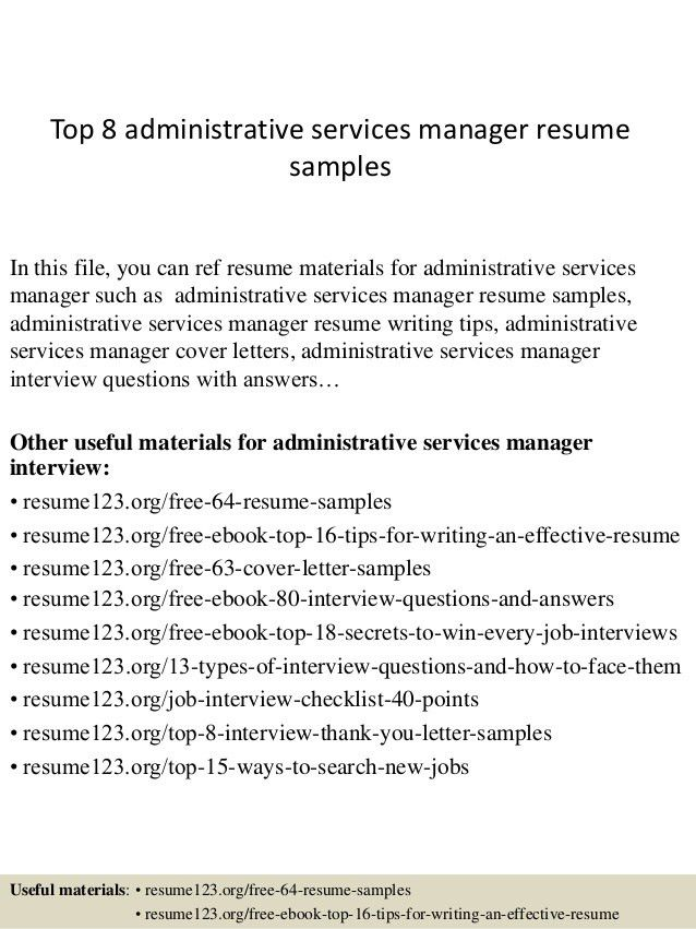 Download Service Manager Resume | haadyaooverbayresort.com