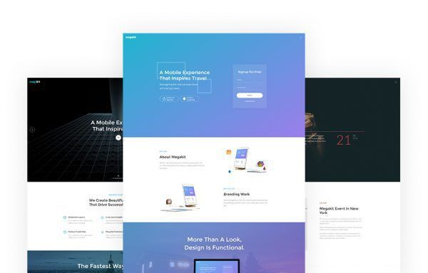 30+ Best Bootstrap Templates for Free Download - TemplateFlip