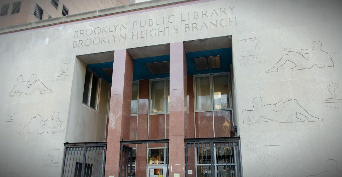 Love Brooklyn Libraries – Save public property from privatization