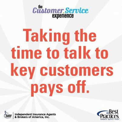 Best Practices - The Customer Service Experience