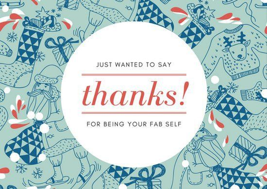 Thank You Card Templates - Canva