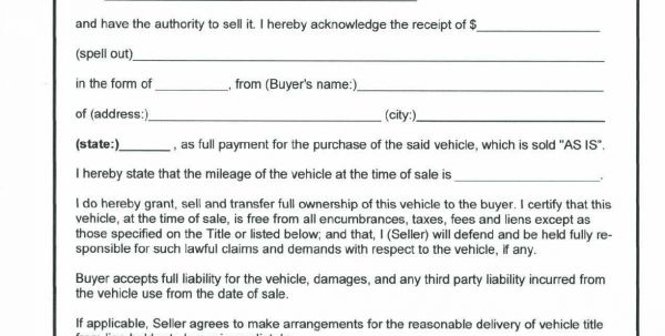 Car Loan Agreement Template Free Auto Loan Agreement Template Loan ...