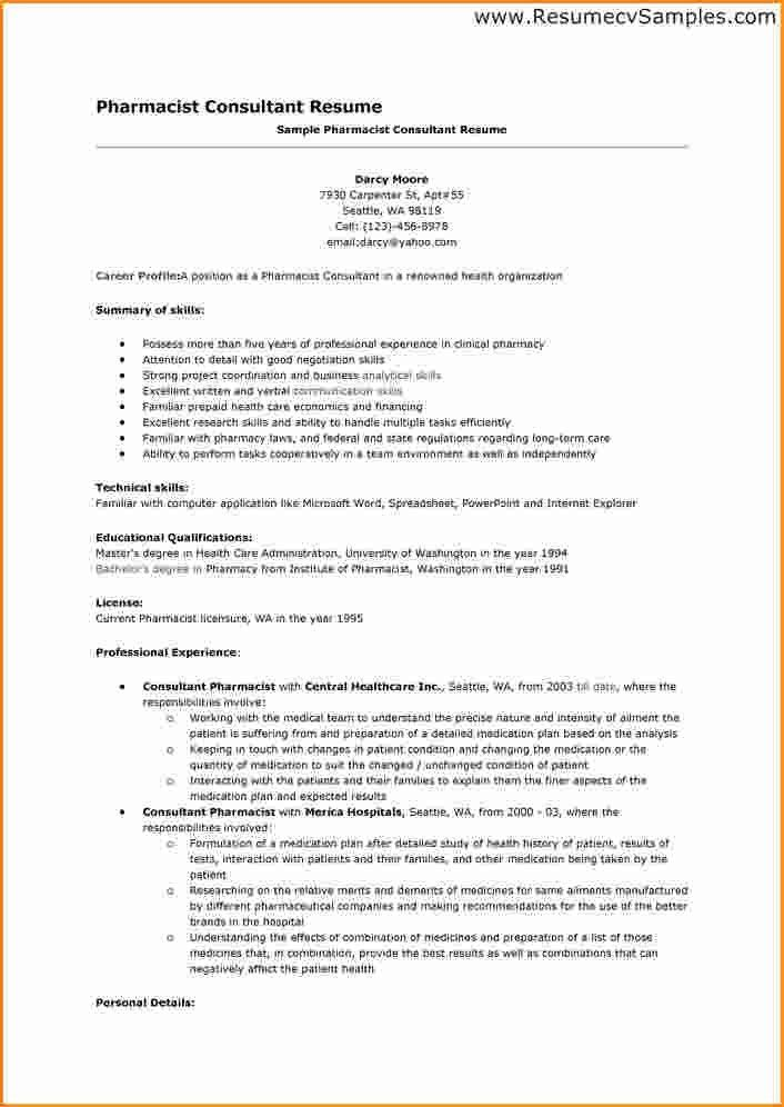how to write a pharmacist resume pharmacist resume sample writing