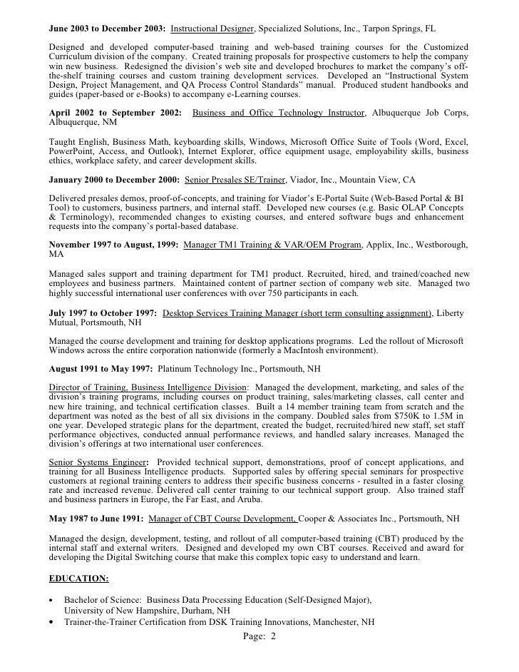 cognos tester resume manoj resume mahesh resume sample cognos