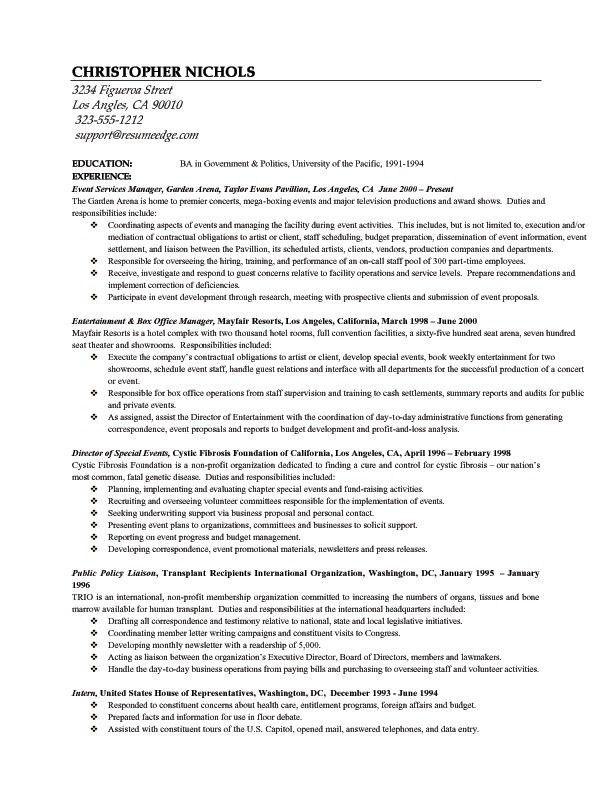 harvard law school resumes