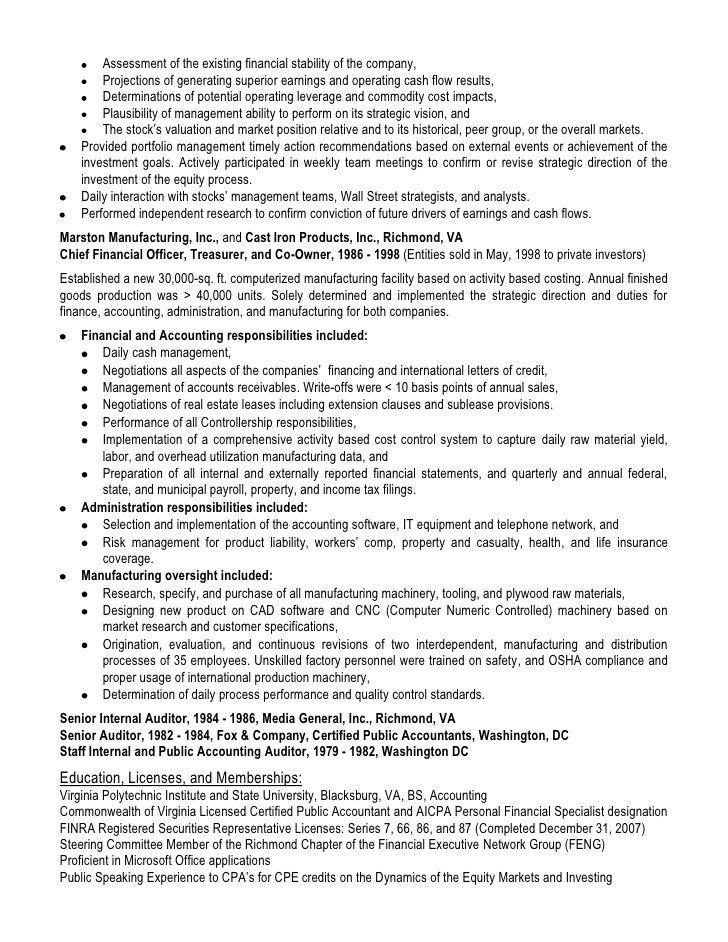 Research Analyst Resume | berathen.Com