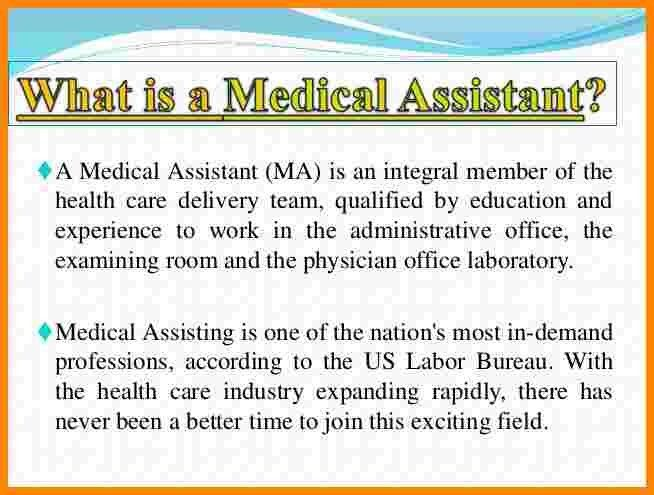 9+ medical assistants duties | technician resume