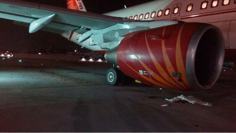 How did Air India technician get sucked into the aircraft engine ...