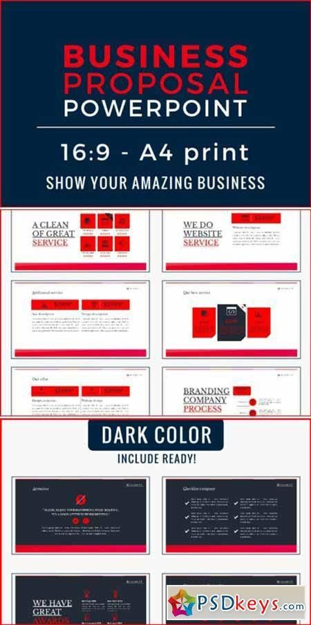 Business Plan Powerpoint template 400631 » Free Download Photoshop ...