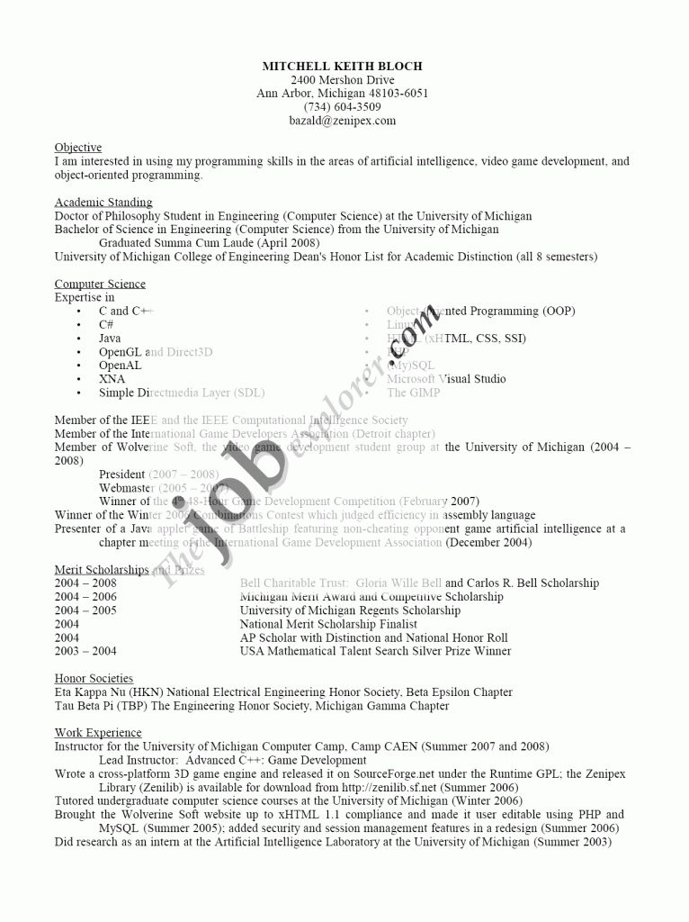 resume template professional gray professional gray. chronological ...