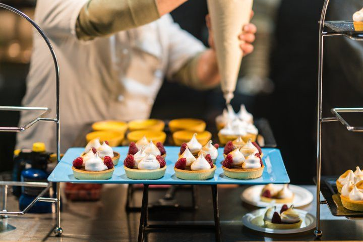 Pastry Chefs: Rising Job Market, But Low Pay | Money