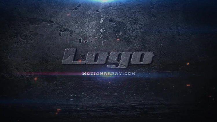 Destruction Logo - After Effects Templates | Motion Array