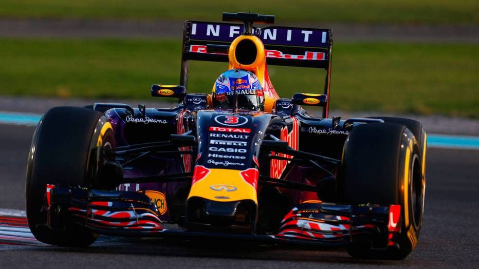 TAG Heuer replacing Infiniti as title sponsor for 2016 Red Bull ...