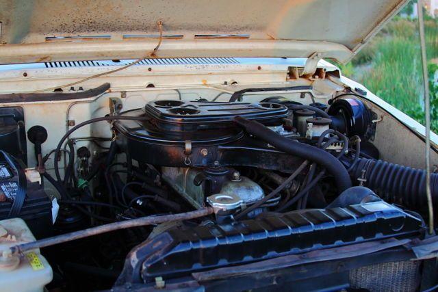 1978 FJ55 Toyota Land Cruiser ALL ORIGINAL PAINT / ORIGINAL BILL ...