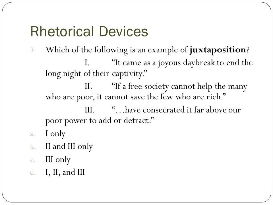 Lets have fun analyzing rhetoric! : ) - ppt download