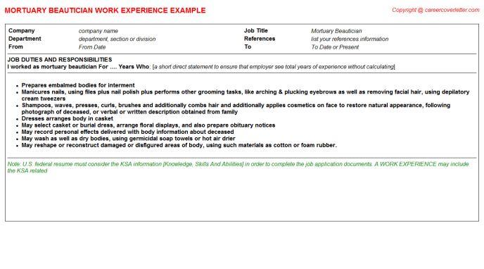 cosmetology sample resume cosmetologist resume example