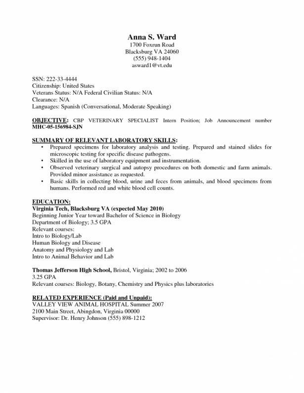 Resume : Good Objectives For Resumes For Students Assistant ...