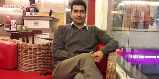 This Zoologist is Spinning Web of Skills Development in Poonch ...