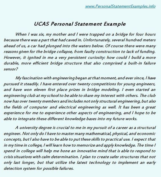 How To Write a Standout Personal Statement | Professional Ideas ...