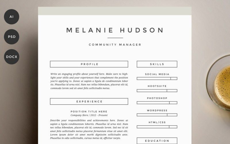 download two page resume sample. resume example blank resume to ...