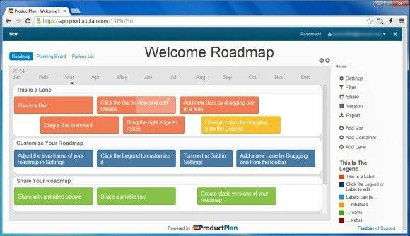 Create Project Plans And Roadmaps With Product Plan