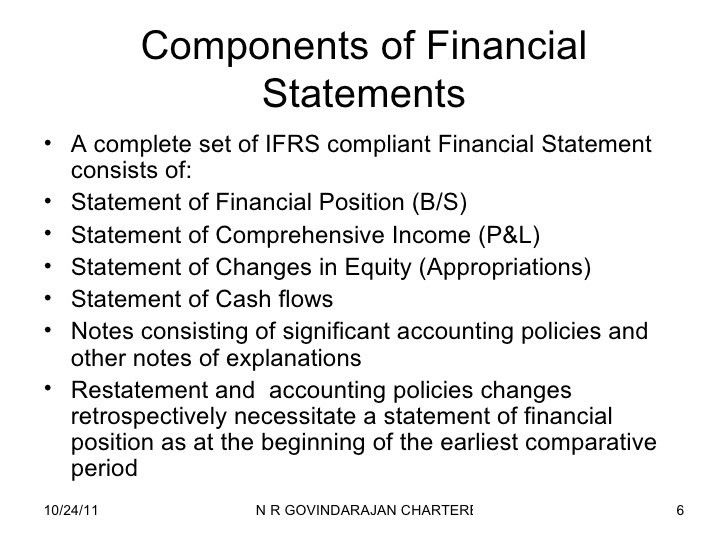 Essential Financial Statements Business. 12 Things You Need To ...