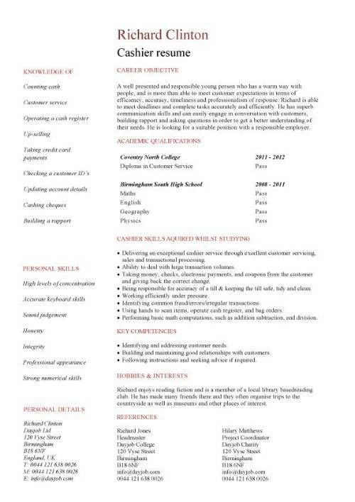 Bank cashier cover letter, covering letters, bank cashiering jobs ...