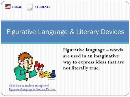 Types of Figurative Language - ppt video online download
