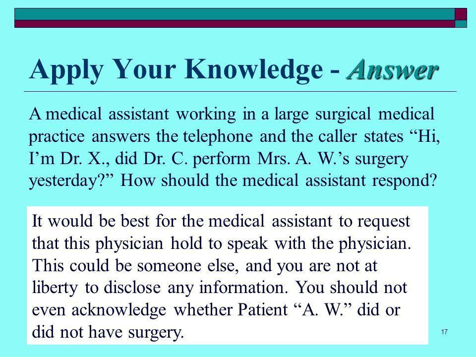 Medical Assisting Chapter ppt video online download