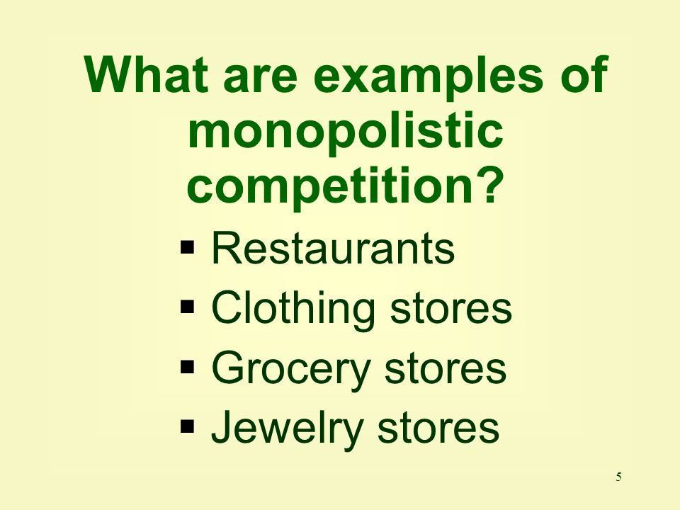 Monopolistic Competition and Oligopoly - ppt video online download