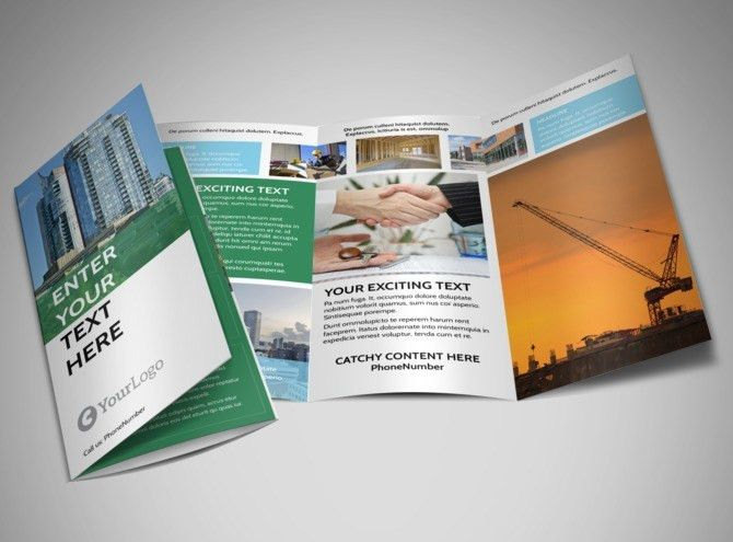 Commercial Real Estate Flyers Brochures Flyers The Breton Group - Commercial real estate brochure template