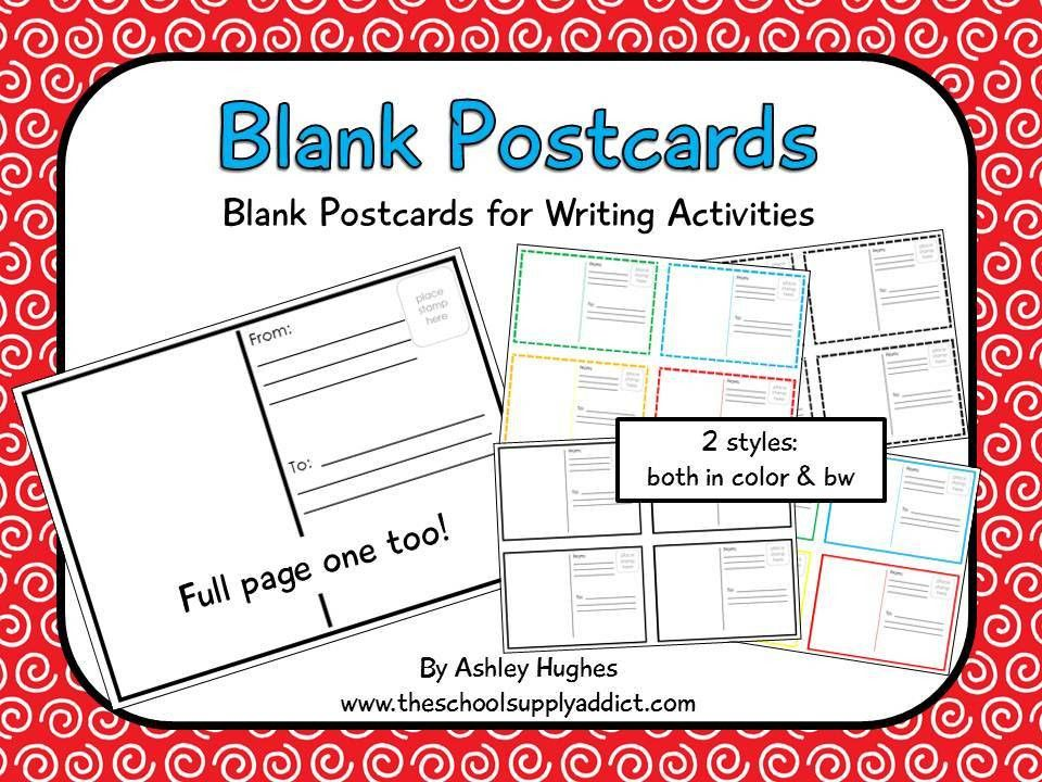 Free Classroom Printables - The School Supply Addict