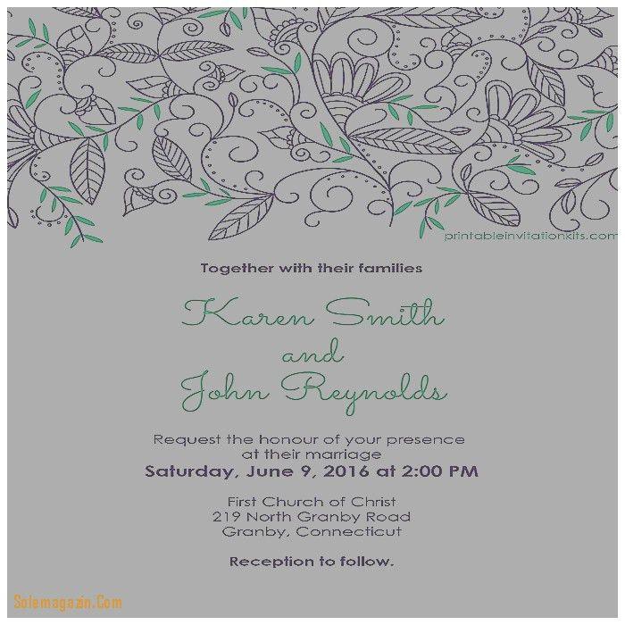 Wedding Invitation: Fresh Wedding Invitation Templates Free ...