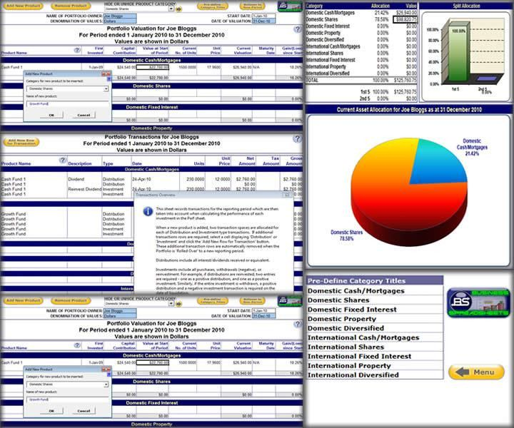 The Portfolio Performance Monitoring template enables the ongoing ...