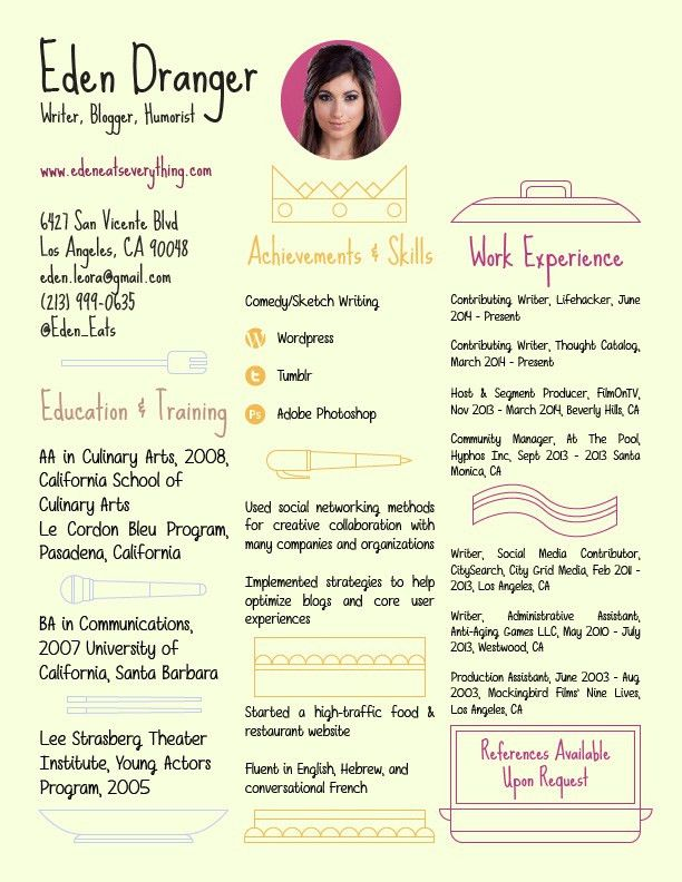 Download How To Make My Resume Stand Out | haadyaooverbayresort.com