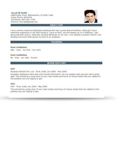 Best Resume Building Sites [Template.billybullock.us ]