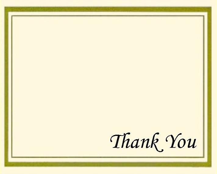 Thank You Card Sample Front Text - Funeral Prayer and Memorial ...