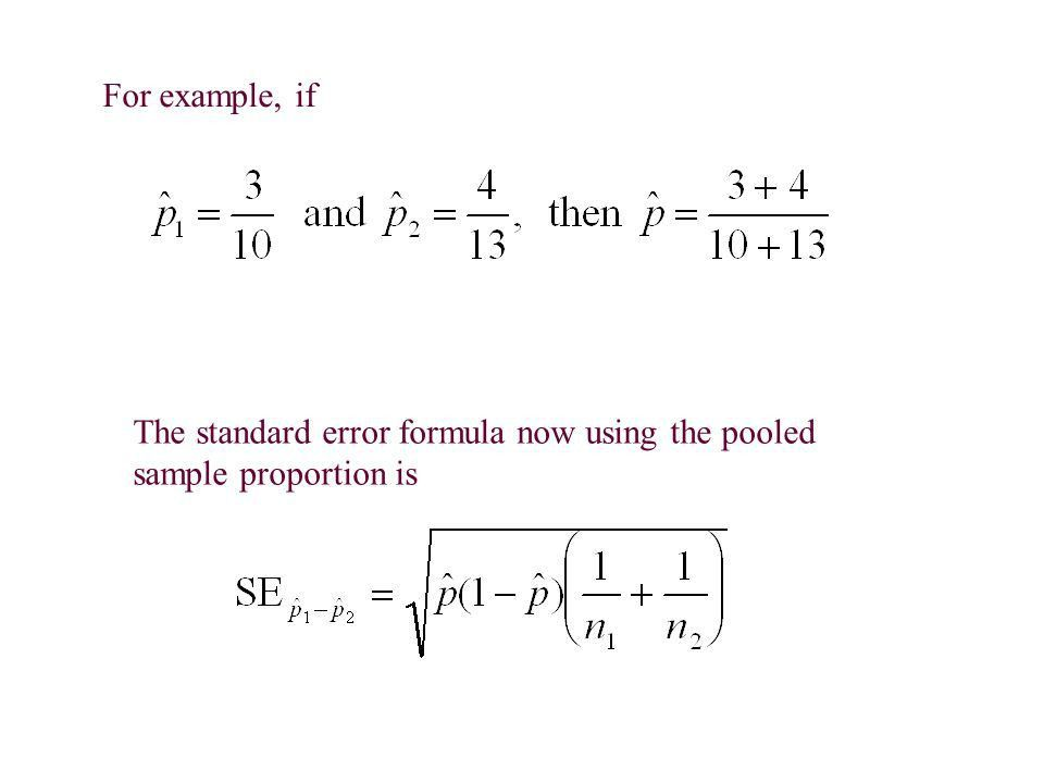 Inference for 2 Proportions Mean and Standard Deviation. - ppt ...