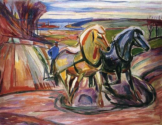 Edvard Munch Biography, Art, and Analysis of Works | The Art Story