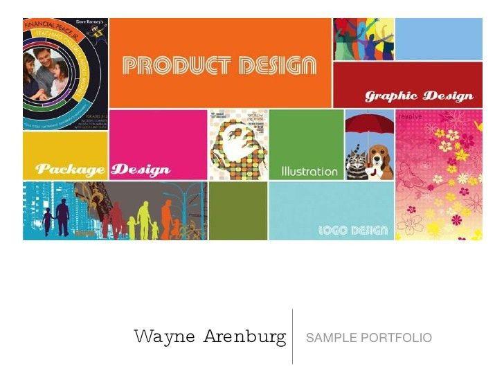 Sample design portfolio