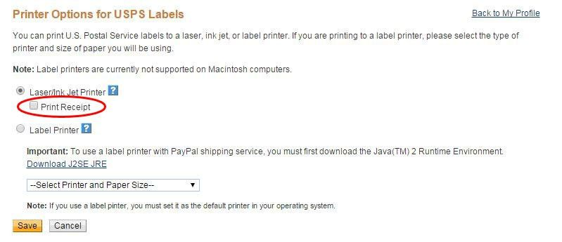 How to Create PayPal® Shipping Labels - OnlineLabels.com