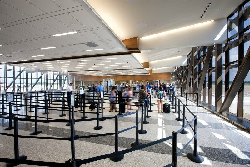 How Smart Airport Design Can Make Spaces More Secure – Skift