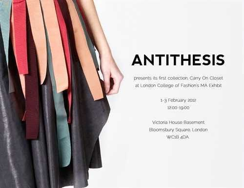 These are examples of antithesis: