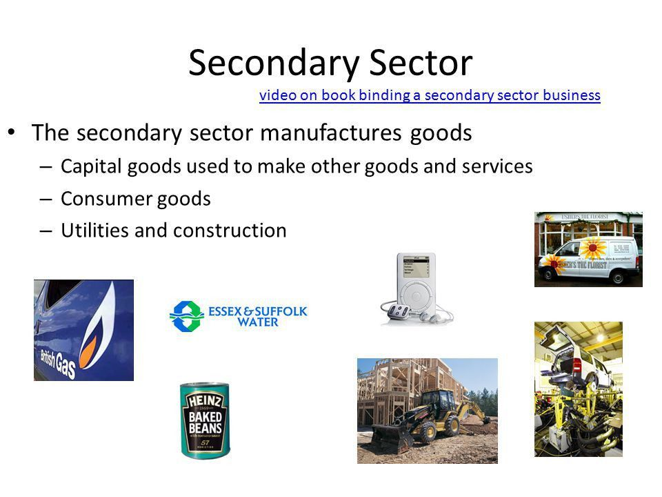 Classification of Business Primary Secondary Tertiary - ppt video ...