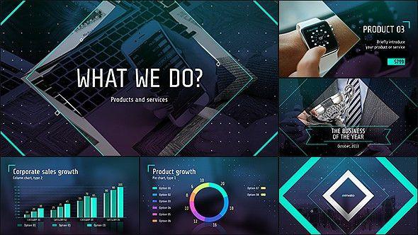 VIDEOHIDE BUSINESS OF THE FUTURE – MODERN CORPORATE PRESENTATION ...