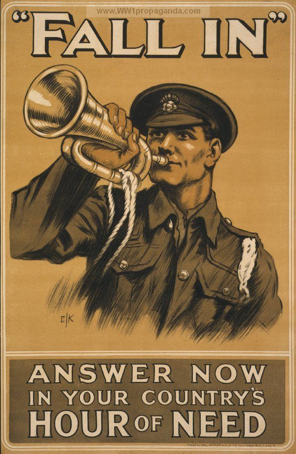 132 best WWI Propaganda: Posters images on Pinterest | Wwi ...