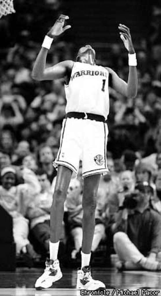 No longer standing tall / Former Warrior center Manute Bol reduced ...