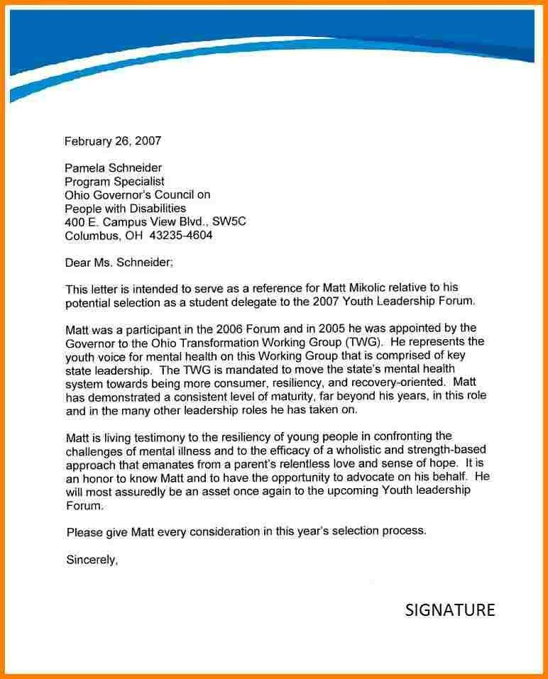 6+ example of a recommendation letter | sample of invoice