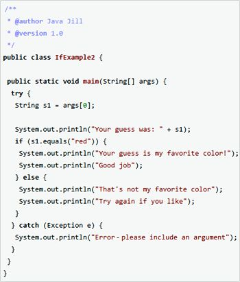 Java: If Statements | Study.com
