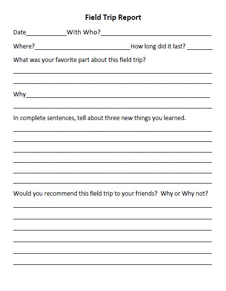 field trip form/ my kids are going to be so mad at me when we get ...